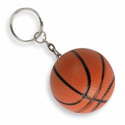 Llavero deportivo antiestrés Baloncesto