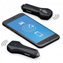 Localitzador GPS per a cotxe