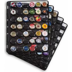 Hojas COMPART negras para placas cava/chapas cerveza