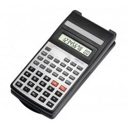 Calculadora científica con tapa