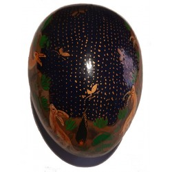 Caja huevo