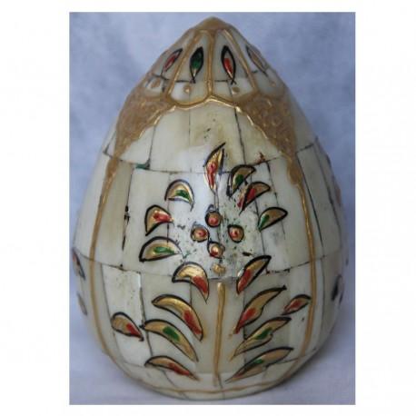 Huevo en hueso