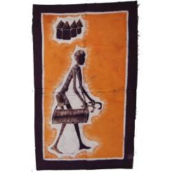 Batik africano 78x47