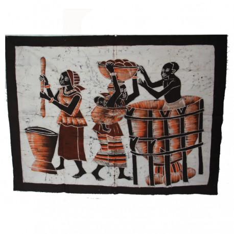 Batik africano 75x100
