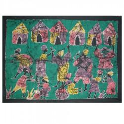 Batik africano 107x149