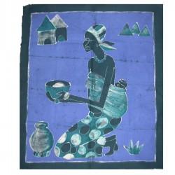 Batik africano 86x74