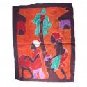 Batik africano 83x47