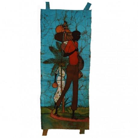 Batik africano 59x23