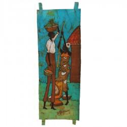 Batik africano 59x22