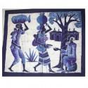 Batik africano 80x95