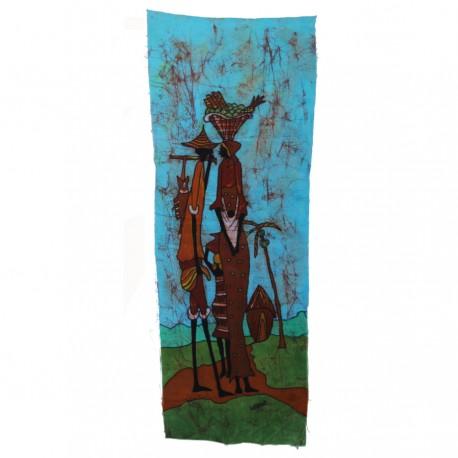 Batik africano 72x26