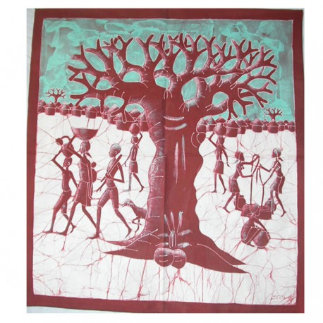 Batik africano 84x77
