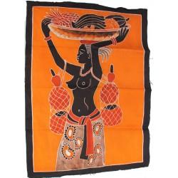Batik africano 101x72