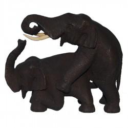 Amor entre elefantes