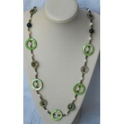Collar Perlas-Nacar