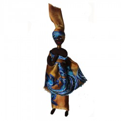 Muñeca Senegal