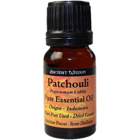 Aceite Esencial Pachulí, 10ml
