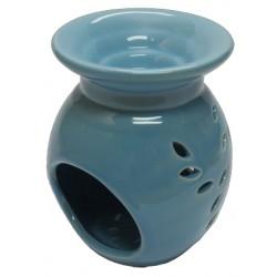Quemador de Cerámica, azul celeste