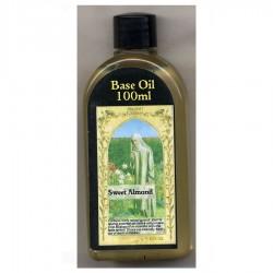 Aceite Base de Almendras dulces, 100 ml.