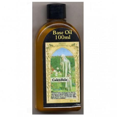 Aceite Base de Caléndula, 100 ml.