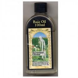 Aceite Base de Coco, 100 ml.