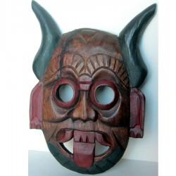 Máscara oriental