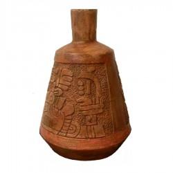 Jarrón Maya