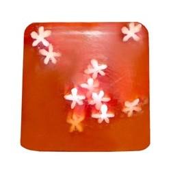 Jabón Diseño Flores Citricas